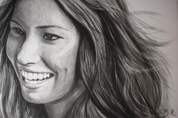 Jessica Biel par scannerdarkly